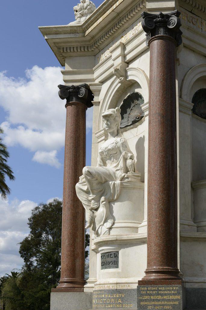 Queen Victoria Memorial image 1086736-8