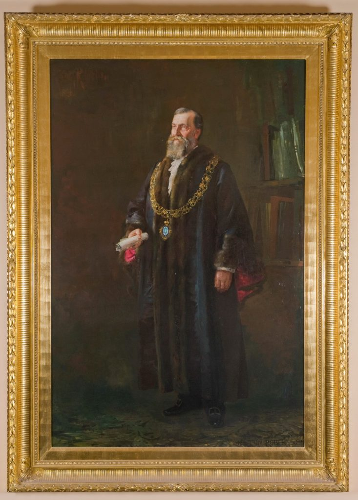 Alderman Samuel Amess (Mayor 1869–70)