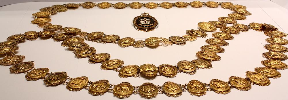 Lord mayoral chain – original