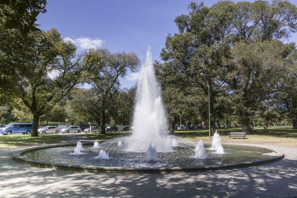 Walker Fountain
