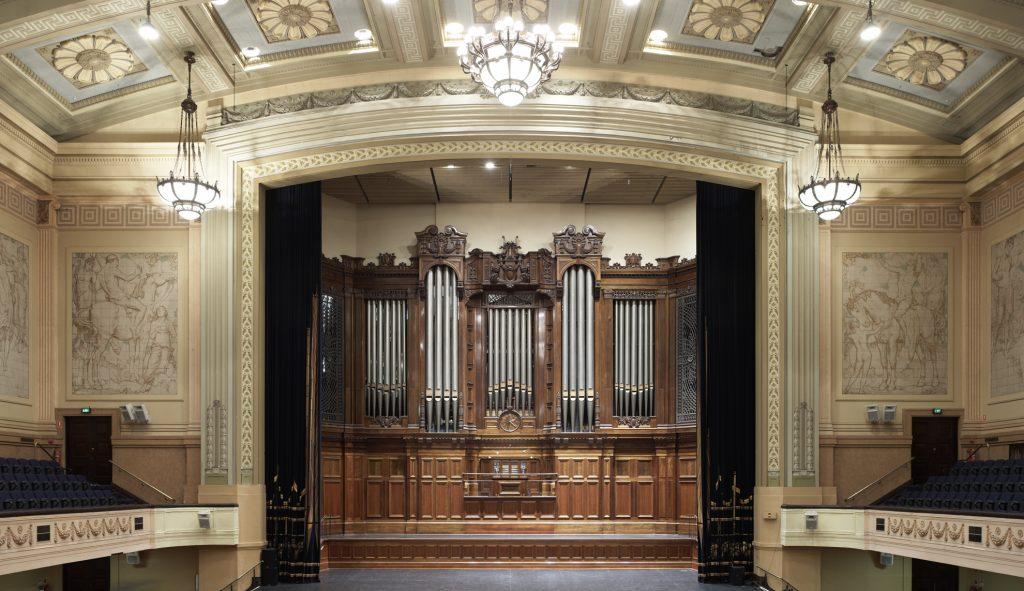 Town Hall Grand Organ