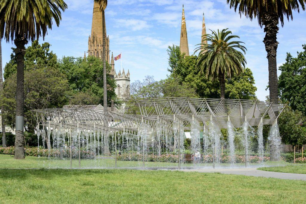 Coles Fountain