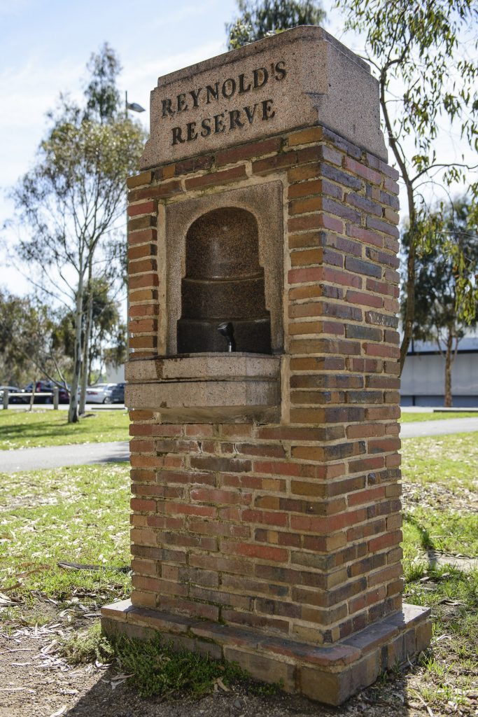 Reynolds Reserve Drinking Fountain