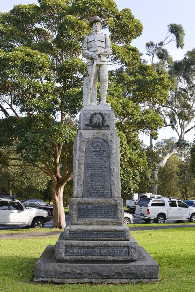 Parkville Diggers Memorial (WWI Memorial)