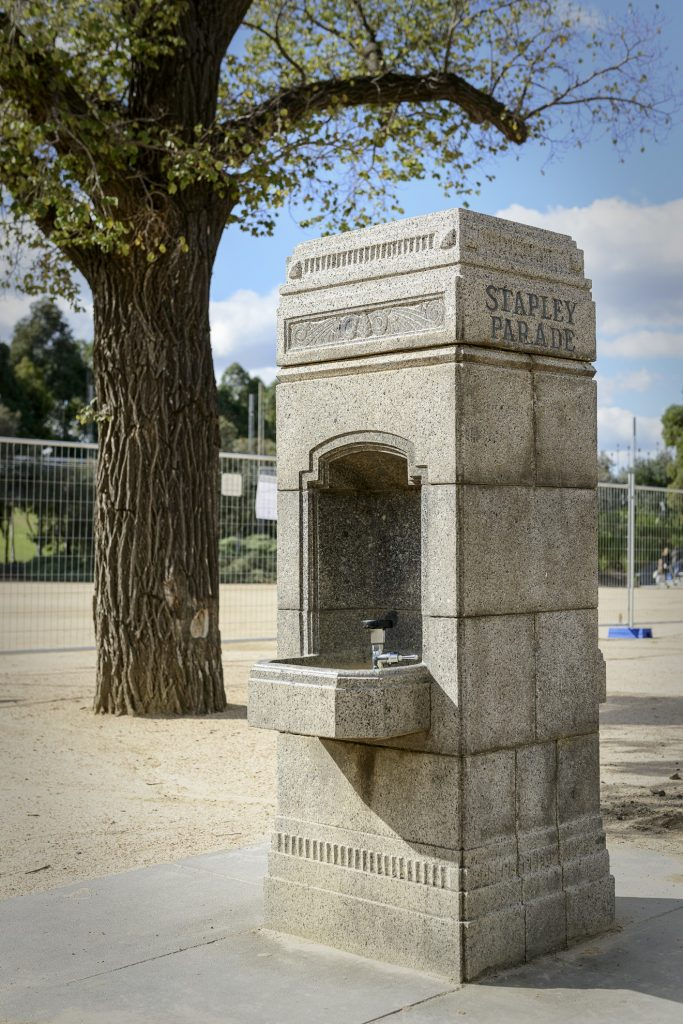 Stapley Memorial Drinking Fountain 1