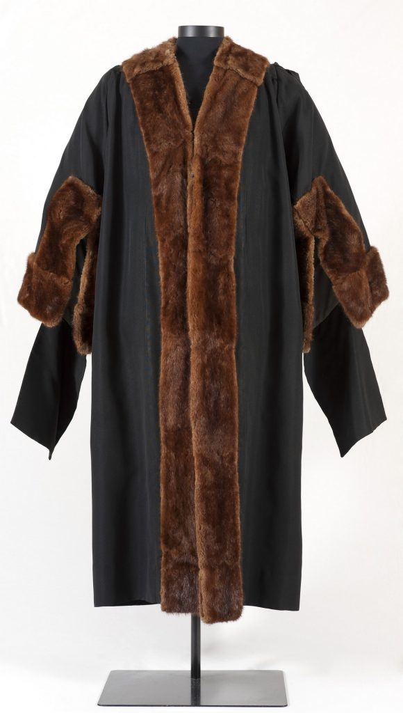 Lord mayoral robe