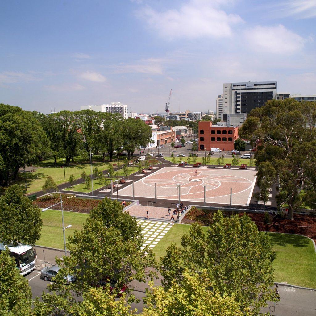 Argyle Square Piazza