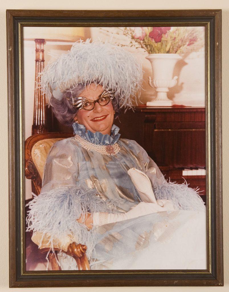 Portrait – Moomba Queen Mother – Dame Edna Everage