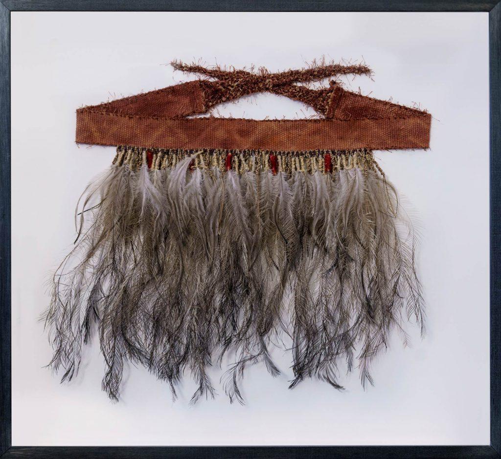 Emu-feather Skirt
