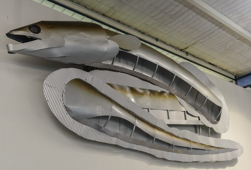 Commonwealth Games Aquatic Sculptures – Eels image 1517306-2