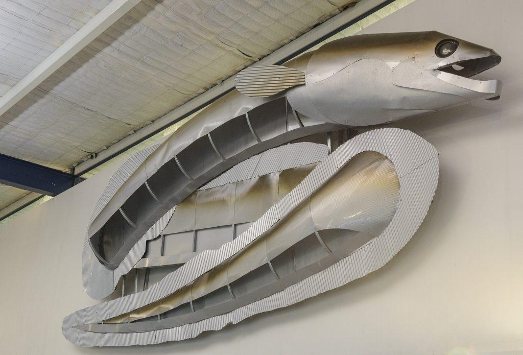Commonwealth Games Aquatic Sculptures – Eels image 1517306-3