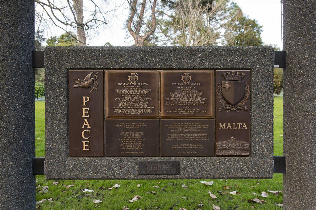 Maltese War Memorial image 1562328-3