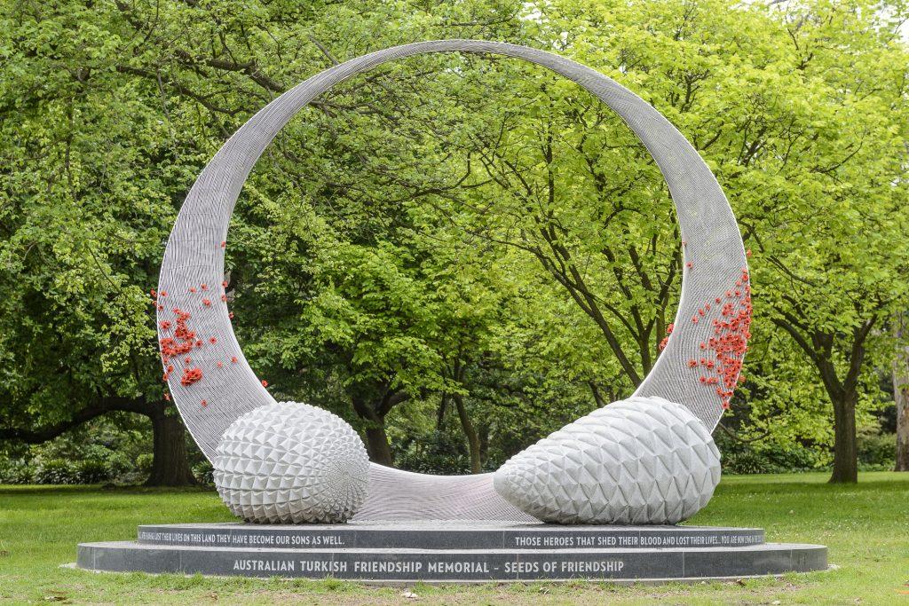 Australian Turkish Friendship Memorial (Seeds of Friendship)