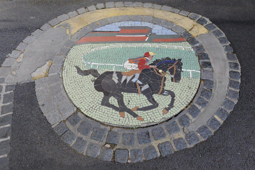 Bellair Street mosaics