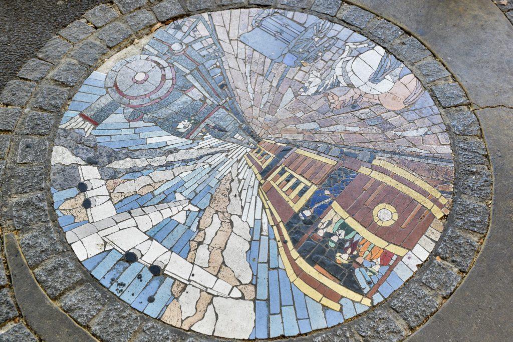 Bellair Street mosaics image 1638159-4