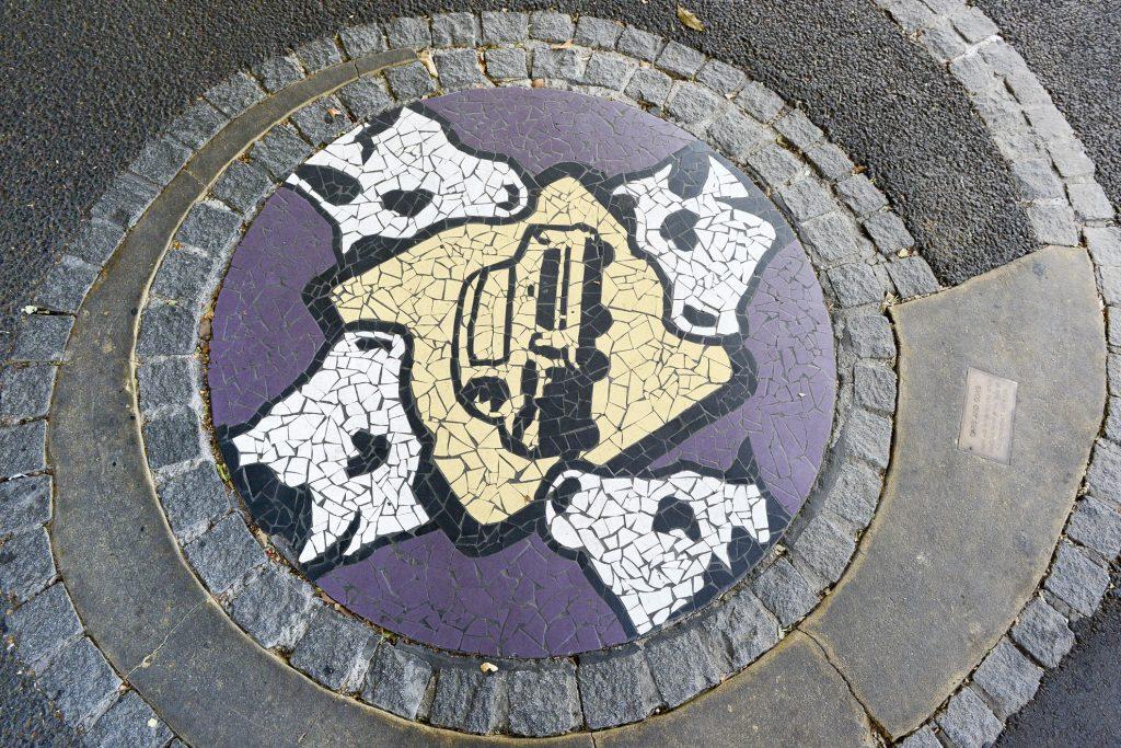 Bellair Street mosaics image 1638159-6