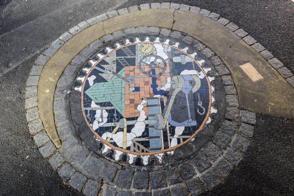 Bellair Street mosaics image 1638159-7