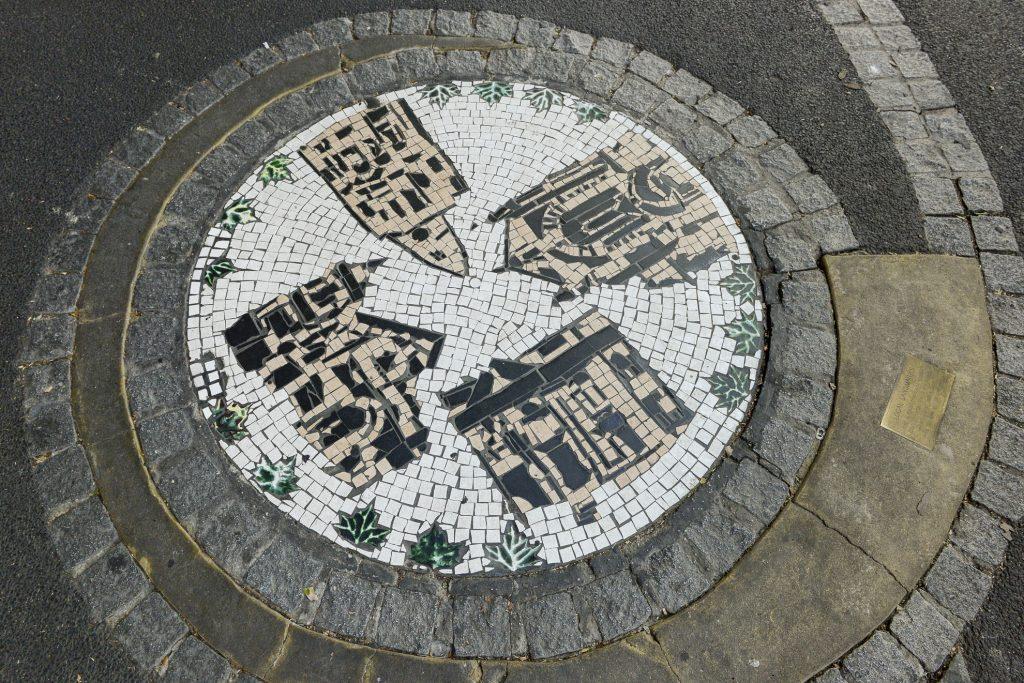 Bellair Street mosaics image 1638159-8