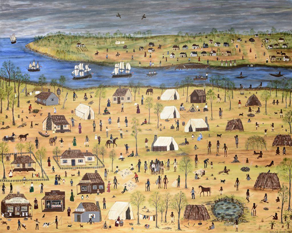 Land Lost, Land Stolen, Treaty