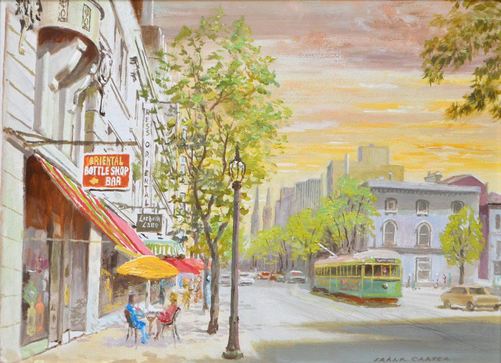 Oriental Hotel – Collins Street