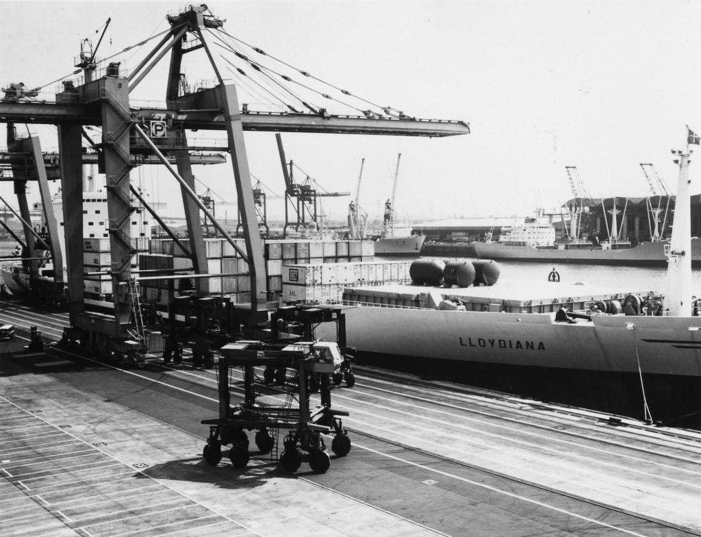 'Lloydiana' Maiden voyage, Hamburg to Australia