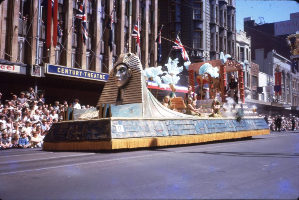 Retail Traders Association float A, 1963
