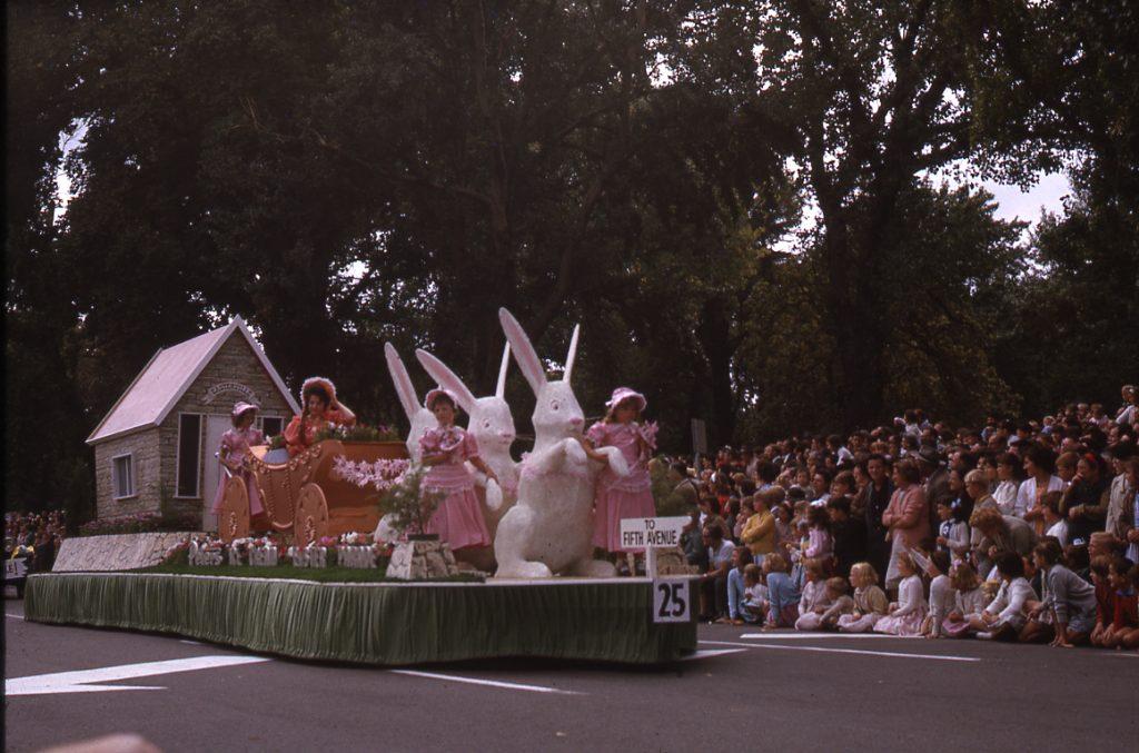 Peter's Icecream float, 1964