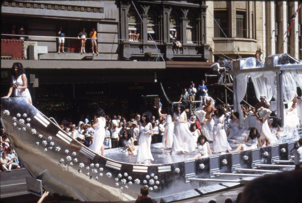Coles float, 1965