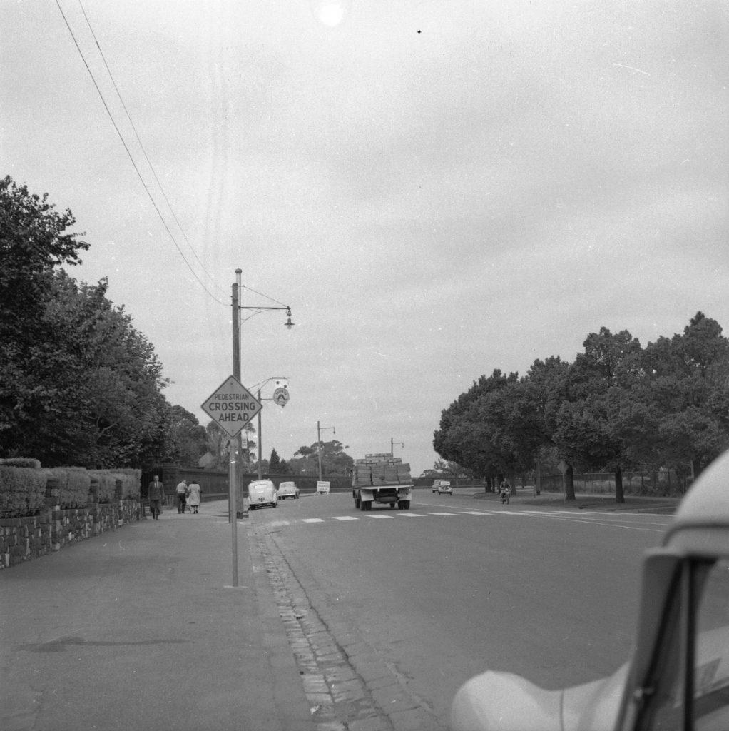 Unmarked Book Negative A47 – Pedestrian crossing