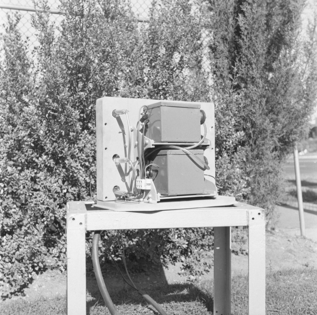 Unmarked Book Negative A87 – Electric sign