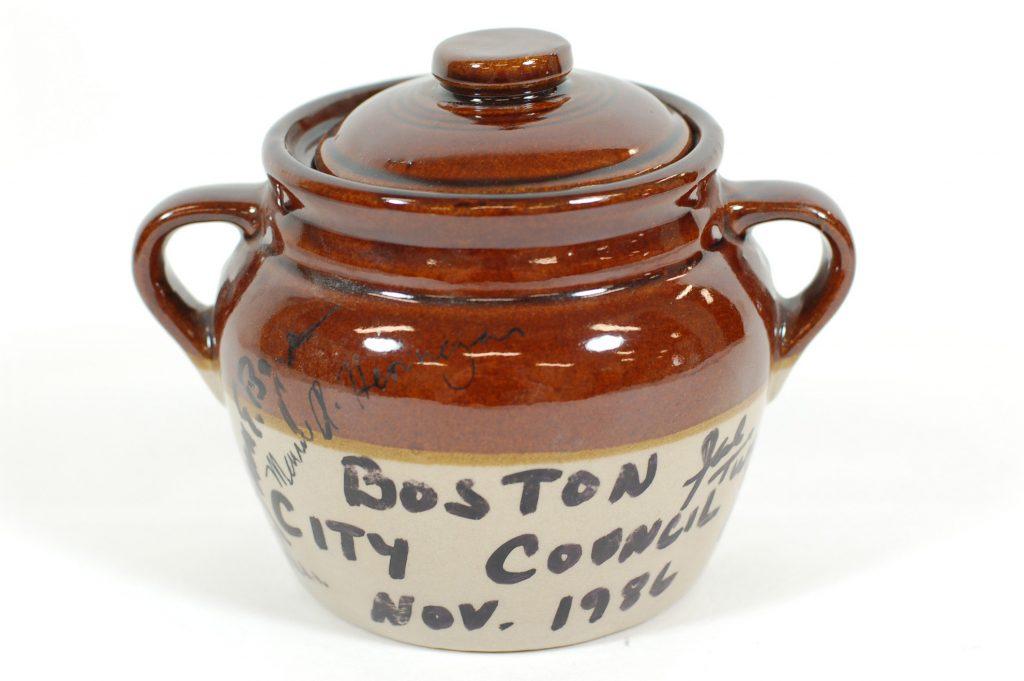 Boston Bean Pot