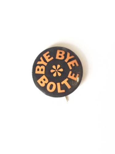 Badge, Bye Bye Bolte