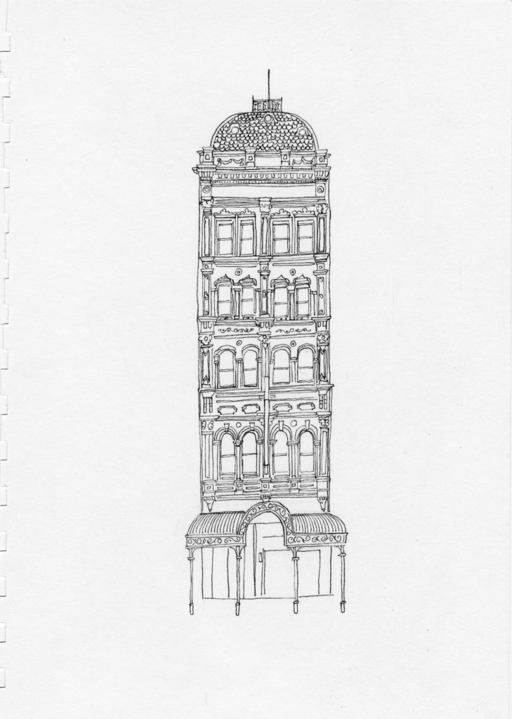 Talma Building, 119-121 Swanston Street